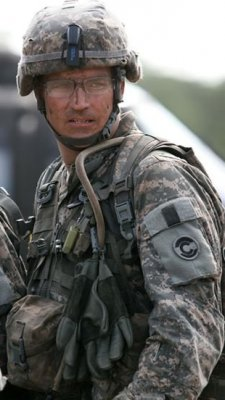 former US Army Combat Medic