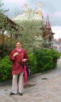 Moscow. Izmailovo Palace. May .