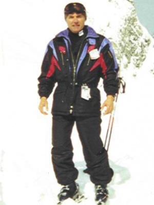 skiing in Fernie BC