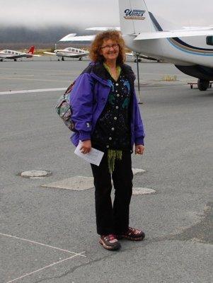Leaving Haines Alaska