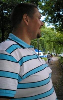 again a park in Chisinau from my  trip.