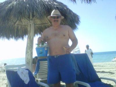 Mexico vacation .