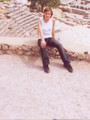 Delphi, Greece,
