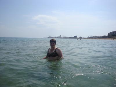 Испания, пляж Таррагона