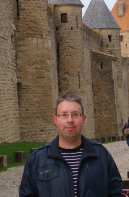 Carcassonne (France) - november