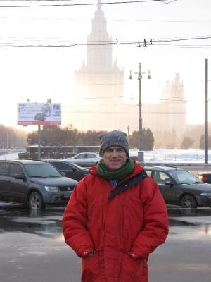 Moscow...brrrrrrrrrrr!