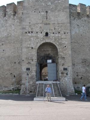 Sorocco Fortress, Moldova