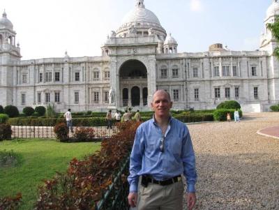 Victoria House, Calcutta, India