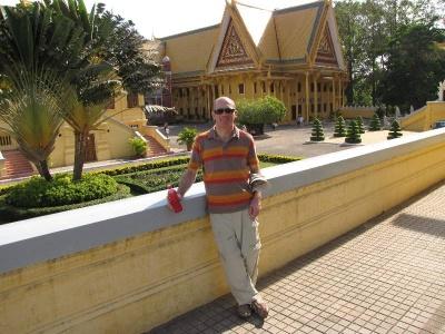 The Royal Palace, Phnom Penh, Cambodia